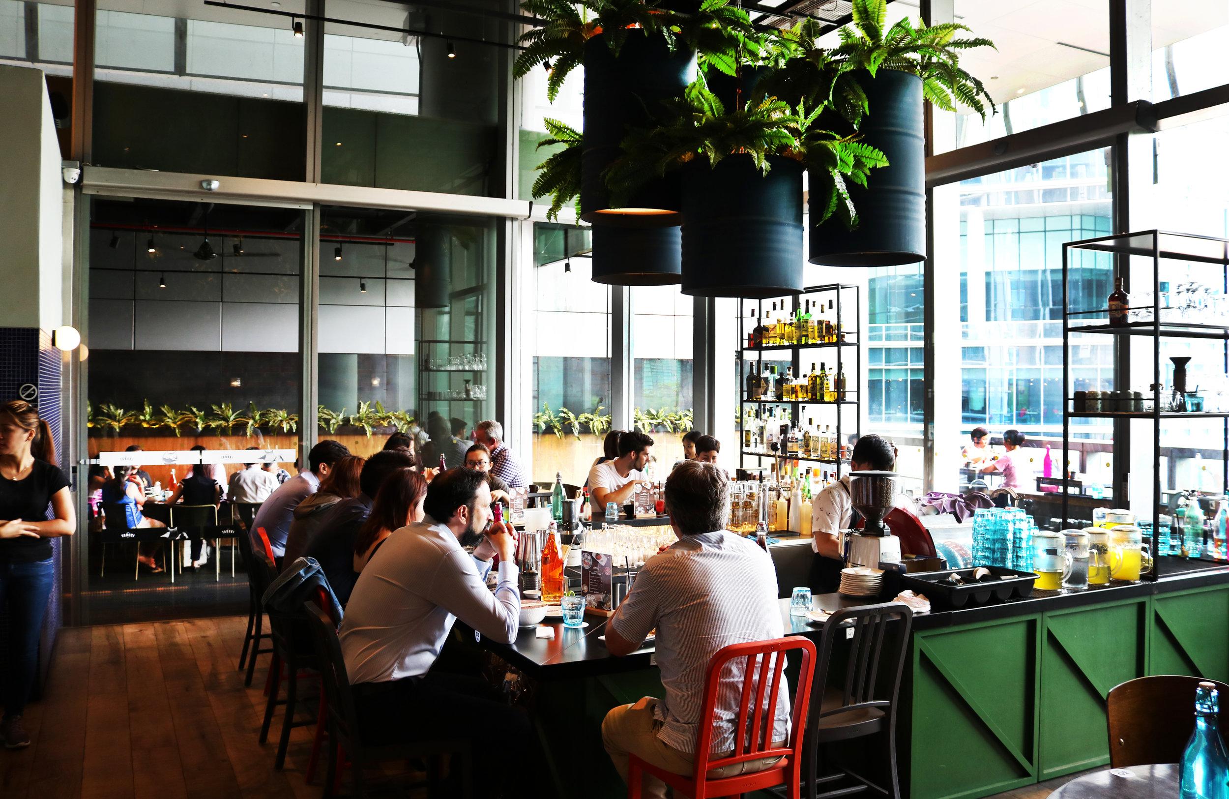 Raw Cafe Singapura yang Terkenal di Mata Pecinta Kuliner