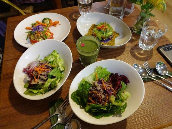 Go Raw Cafe Surga Bagi Para Vegetarian