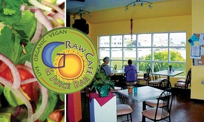 Apa itu Go Raw Cafe?